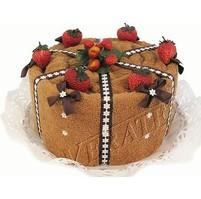Textilní dort 1-B jednopatrový
