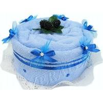 Textilní dort 1-E jednopatrový