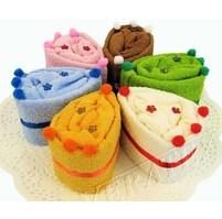 Textilní dort  Zákusek