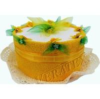 Textilní dort 1-F jednopatrový