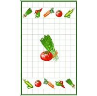Utěrka  40x70cm  rajče