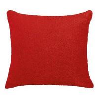 Polštářek Mazlík Korall 38x38 cm (červená)
