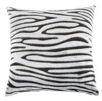 Polštářek Reliéf micro 40x40 cm (zebra)