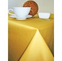 Ubrus damaškový 120x140cm (zlatý)