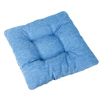 Sedák Žaneta prošívaný 41/264 40x40x cm (sv.modrý)