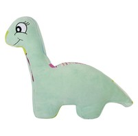 Polštářek s aplikací 45x40 cm (dinosaurus)
