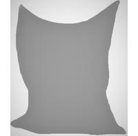 Sedací vak/pytel Maxi 140 x 180 x 30 cm (šedá)