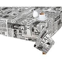 Ubrus IVO - 120/140 cm noviny