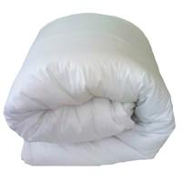 Přikrývka bavlněný satén (140x200) 1050g Bílý Satén 60°C