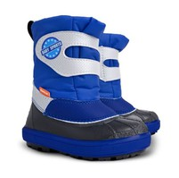 DEMAR - Dětské zimní sněhule BABY SPORTS 1506 B modré