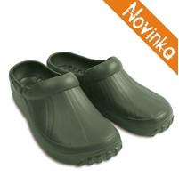 DEMAR - Pánské pantofle NEW EVA CLOG 4842 zelené