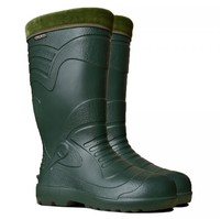 BIGHORN - Pánské zateplené holinky SEVERN 1064 zelené