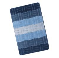 Koupelnová předložka Elli 60x100cm Tarma modrá