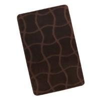Koupelnová předložka 60x100cm Čokoláda hnědá