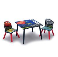 Dětský stůl s židlemi Auta-Cars