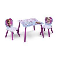 Dětský stůl s židlemi Ledové království-Frozen