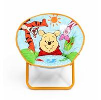 Dětská rozkládací židlička Medvídek Pú