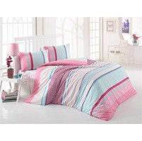 Přehoz přes postel dvoulůžkový Penelopa růžová Skladem 1ks, Výběr rozměru: 240x200cm