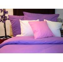 Přehoz na postel bavlna140x200 fialkový