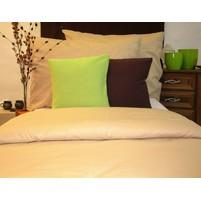 Přehoz na postel bavlna140x200 béžový