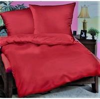 Přehoz na postel bavlna140x200 cihlovo/červený