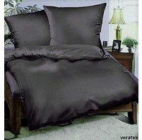 Přehoz na postel bavlna140x200 černý