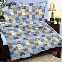 Přehoz na postel bavlna140x200 (R0961)