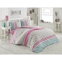 Přehoz přes postel jednolůžkový Mija růžová Skladem 1ks, Výběr rozměru: 140x200cm