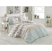 Přehoz přes postel dvoulůžkový Elin béžová Skladem 1ks, Výběr rozměru: 240x200cm