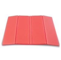 YATE Sedátko skládací červená R81