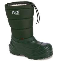 DEMAR - Lovecká zimní obuv YETTI CLASSIC 3870 zelená