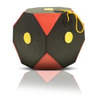 Cube Polimix ČERNÁ-ČERVENÁ var.6