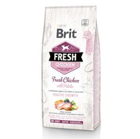 Brit Dog Fresh Chicken&Potato Puppy Healthy Growth12kg