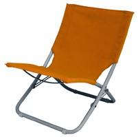 Kempingová židle Eurotrail ST. RAPHAEL, oranžová