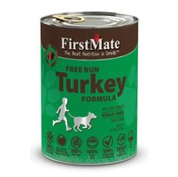 First Mate konzerva Turkey Dog Food 345g