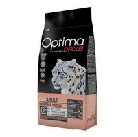Optima Nova Cat GF Adult salmon 8kg