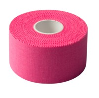 YATE Kinesiology tape  5 cm x 5 m, růžová