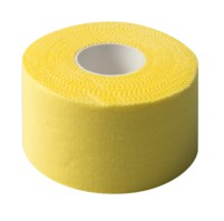 YATE Kinesiology tape  5 cm x 5 m, žlutá