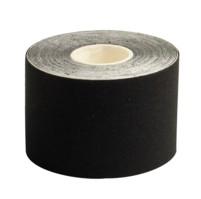YATE Kinesiology tape  5 cm x 5 m, černá
