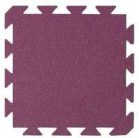 YATE PĚNOVÝ KOBEREC fialová/modrá 29x29x1,2 cm     Karimatka 2vr fial/modr_ZBYTKY