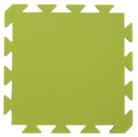 YATE PĚNOVÝ KOBEREC světle/tmavě zelená 29x29x1,2 cm     Krarimatka 2vr. 12_SC00048