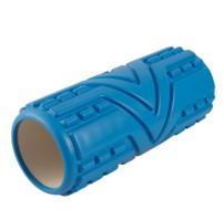 YATE Masážní válec 33x14 cm  modrý