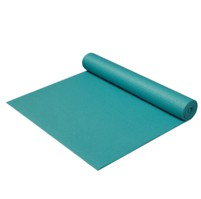 YATE Yoga Mat + taška tyrkysová ks