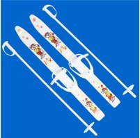 YATE Dětské lyže - Kluzky 80 cm (set)