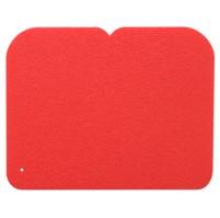 YATE Sedátko 24,5x19x0,8 cm  červené