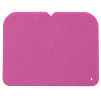 YATE Sedátko 1-vrstvé, 24,5x19 cm  růžové