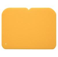 YATE Sedátko 1-vrstvé,245x190 mm  žluté