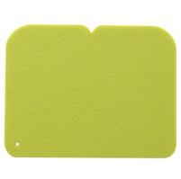 YATE Sedátko 1-vrstvé,24,5x19  cm  sv.zelené