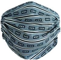 Bavlněná ochranná rouška na ústa 2-vrstvá R0263