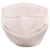 Rouška z netkané textilie Bílá 3-vrstvá